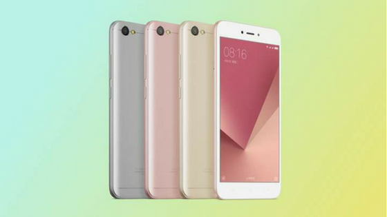 Redmi Note 5A Launched in Nepal   Price   Specifications