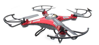 Spesifikasi JJRC H8D Drone - OmahDrones