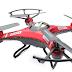 Spesifikasi JJRC H8D Drone Dengan FPV Monitor