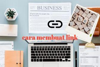 Cara membuat link artikel blog