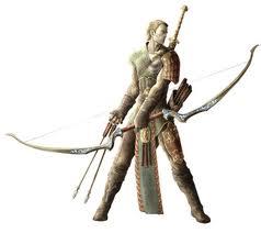 CROSS PLANES: D&D Next: Wood Elf Ranger Pre-Gen