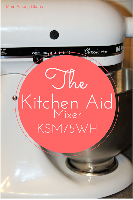 KichenAid Mixer KSM75WH, mixer, kitchenaid, home, gadgets, shopping
