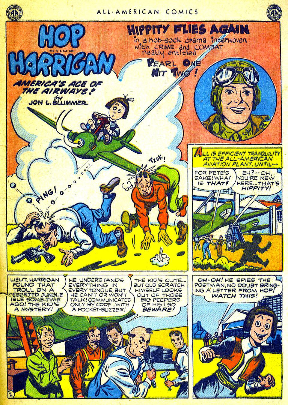 Read online All-American Comics (1939) comic -  Issue #65 - 42