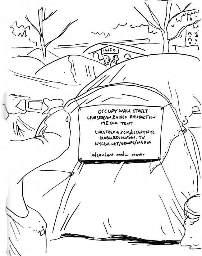 A Cartoonist's Diary: Shannon wheeler