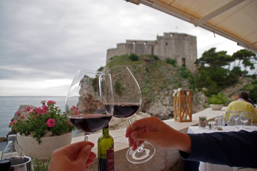 Nautika Restaurant Dubrovnik Croatia