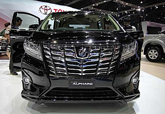 2017 Toyota Alphard Specs And Review