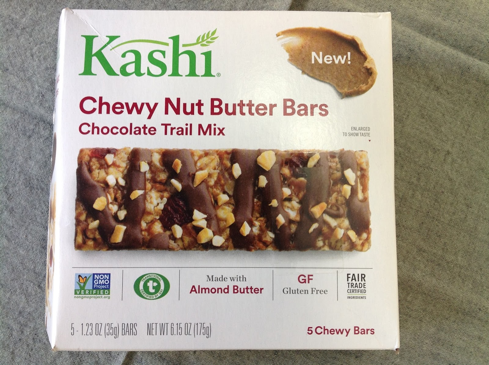 Healthy Recipe Variations: Kashi Transitional Gluten Free ...