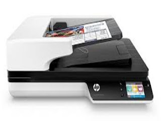 Picture HP ScanJet Pro 4500 fn1 Printer