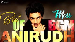 Anirudh BGM Collection | Best of Anirudh Ravichander BGM | VIP | Maari | Vedalam | Tamil Hit Songs