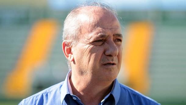 Presidente da Chapecoense após tragédia, Ivan Tozzo comanda reconstrução do clube Foto: Felipe Rau/Estadão