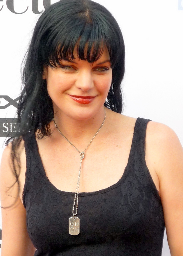 the latest celebrity picture pauley perrette