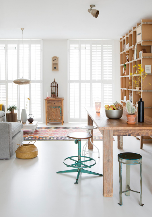| A Vintage Bohemian Home Full Of Charm