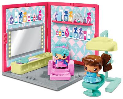 TOYS : JUGUETES - My Mini MixieQ's  Salón de Belleza | Beauty Salon Mini Room | Series 1  Producto Oficial 2016 | Mattel DWB62 | A partir de 4 años  Comprar en Amazon España & buy Amazon USA