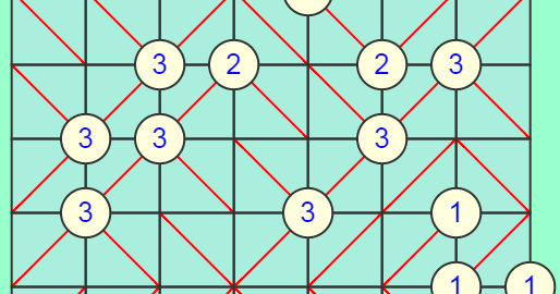 Online Slalom Puzzle Generator/Solver - Fun With Puzzles