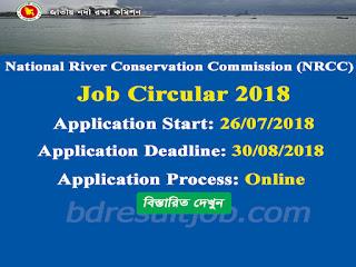 NRCC Job Circular 2018