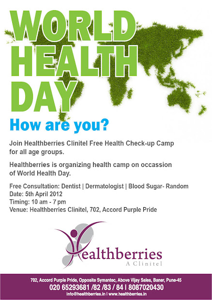 Healthberries Clinic Free Health Check