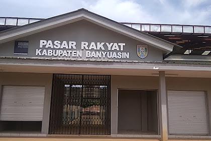 Review Pasar Ikan Baru di Pangkalan Balai, Banyuasin, Sumatera Selatan