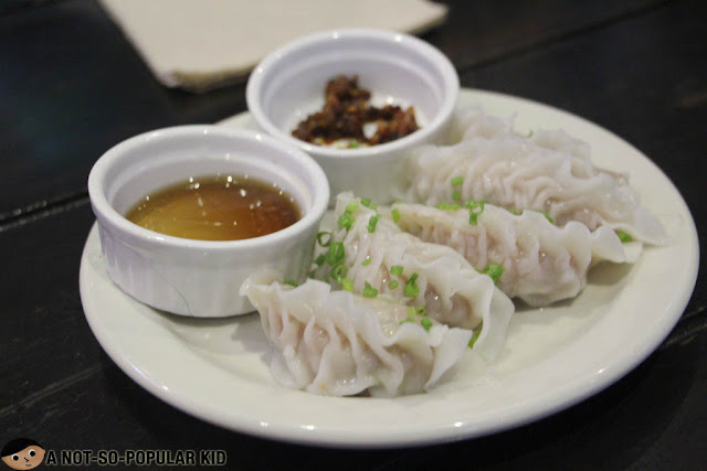 Pork Dumplings of Teachers Village