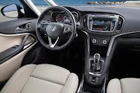 Vauxhall Zafira Tourer (2017) Dashboard