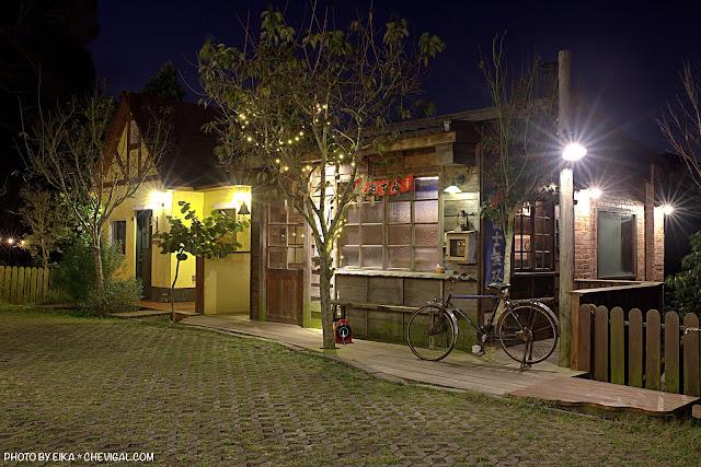 MG 9095 - MITAKA 3e CAFE龍貓夜景咖啡,夜裡的黃金森林好迷人,浪漫夕陽與美麗夜景盡收眼底