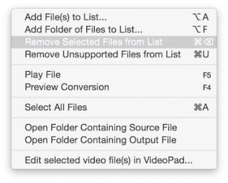 برنامج Prism Video File Converter ماك