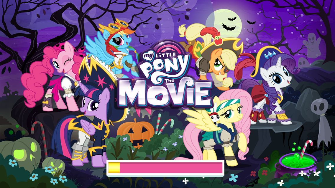 Equestria Daily - MLP Stuff!: New Gameloft MLP Game App Update ...