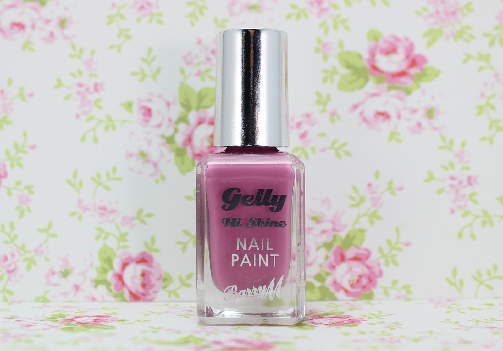 Barry M Nail Paint Acai Smoothie