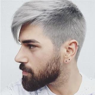 cortes de pelo de hombre nuevos 2018 decolorado el cabello