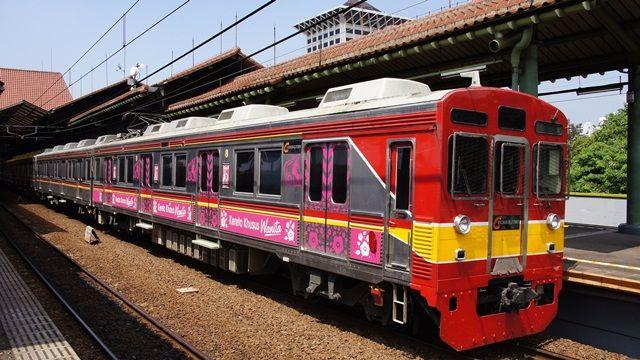 KRL Jakarta