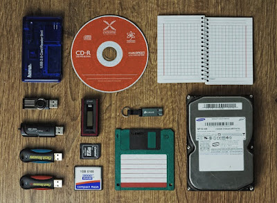 Penjelasan mengenai HDD, SSD, Hybrid, eMMC pada penyimpanan data di laptop dan komputer
