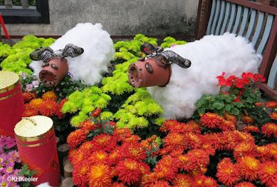 Year of the Sheep, Taiwan