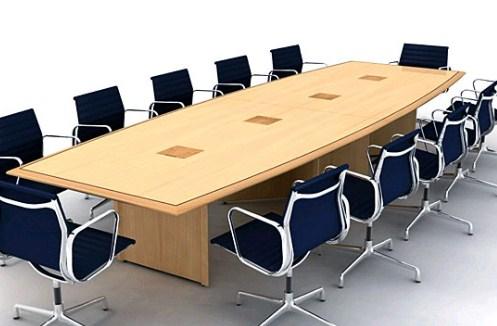 Meja Meeting Terbaik Dari Enduro Furniture
