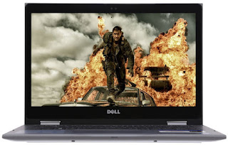 Laptop Dell Inspiron 5379 C3TI7501W I7 8550U Xám