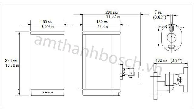 Loa hộp LB1‑UM20E‑L