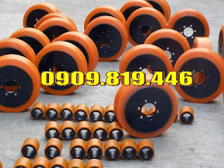 chuyen cung cap banh xe nang dien cac loai. 0909 819 446