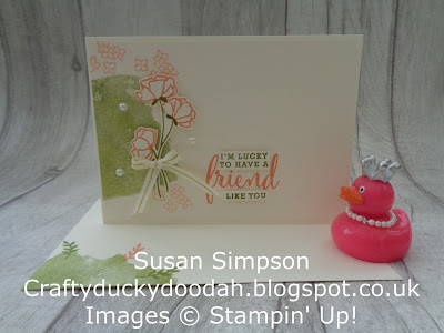 #lovemyjob, Craftyduckydoodah!, Love What You Do, May 2018 Coffee & Cards Project, Supplies available 24/7 from my online store, Stampin' Up! UK Independent  Demonstrator Susan Simpson,