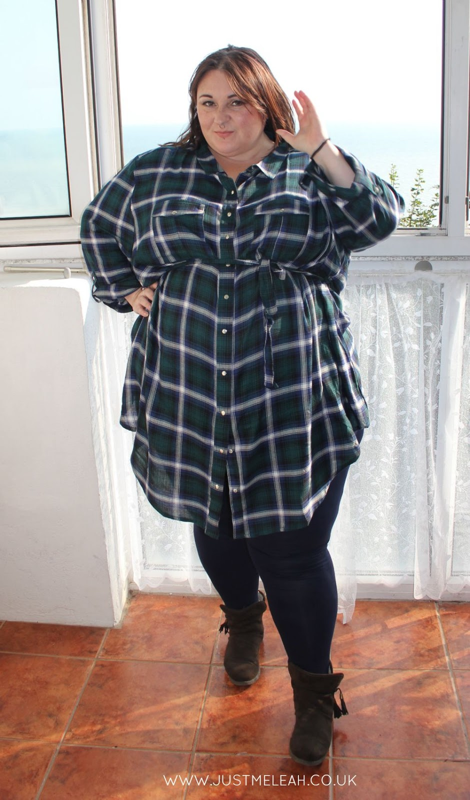 Transitional tartan for autumn/winter and how to wear it
