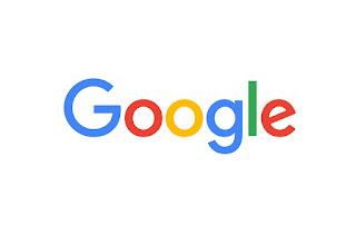 Logotipo nuevo de Google flat design