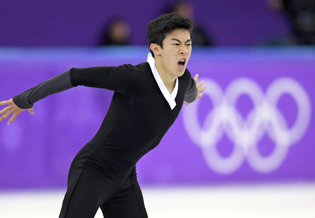 Olympics Ratings Remain Low On Night Of Nathan Chen's Historic Quad Display