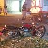Suspeito de Roubar moto em Paulista sofre acidente durante fuga e acaba preso em flagrante