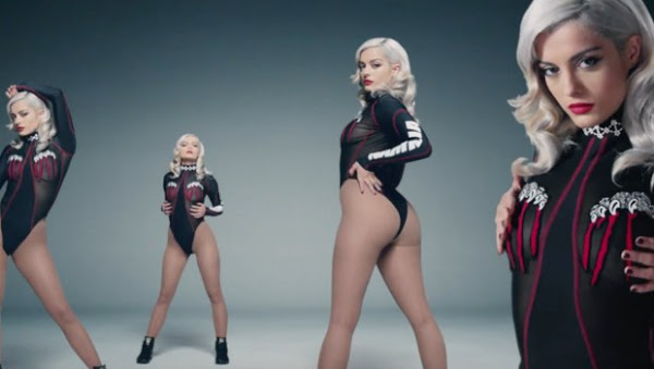 "Video: Bebe Rexha - ""No Broken Hearts"""