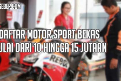 Old Vixion dan Rekomendasi Motor Sport Bekas 10-15 Jutaan Lainnya