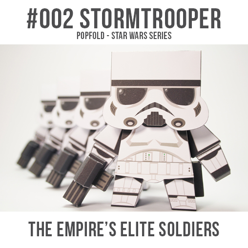 star wars stormtrooper papercraft popfold papercraft paradise papercrafts paper models. Black Bedroom Furniture Sets. Home Design Ideas