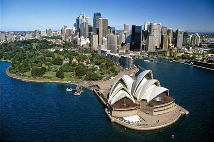 25 Cities you should visit in your lifetime : Sydney
