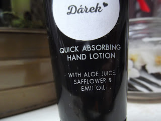 mlieko na ruky Joik