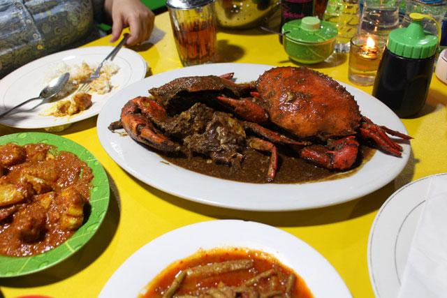 Restaurant Seafood Mr. Adox