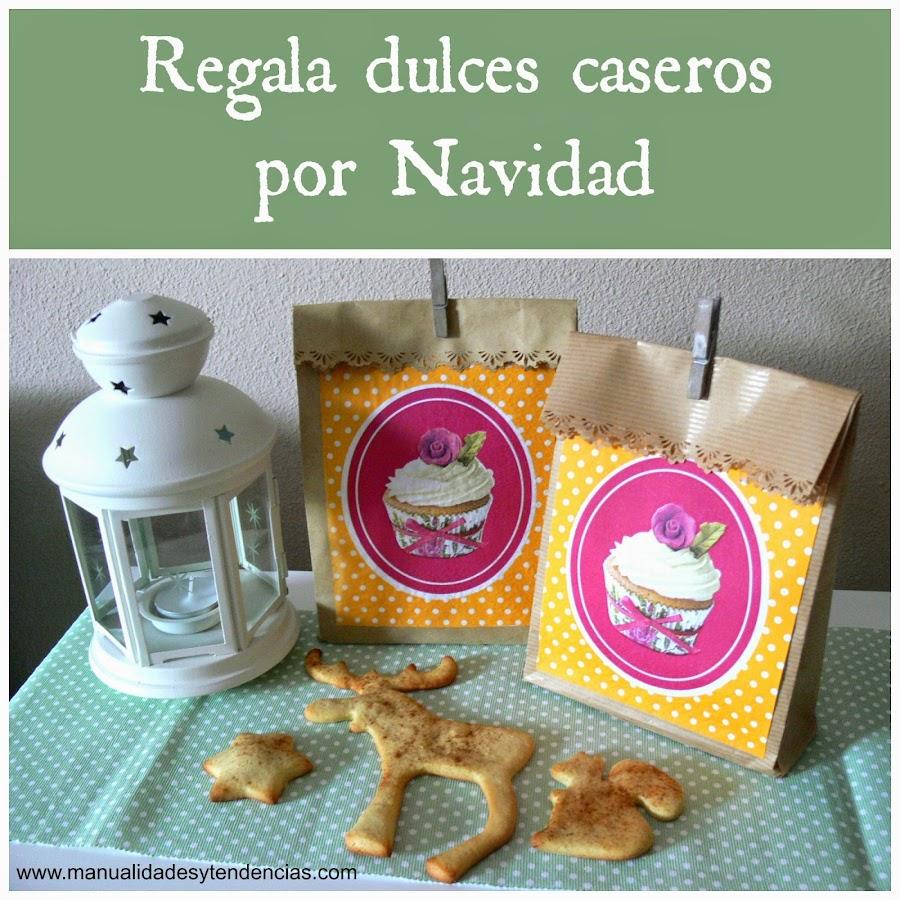 Idea regalo Navidad: dulces caseros