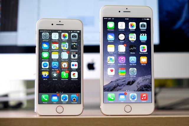 iPhone Apple sudah diproduksi dan akan dimengintegrasikan dengan Teknologi Force Touch.