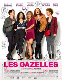 Les gazelles (Las gacelas) (2014) [Vose]