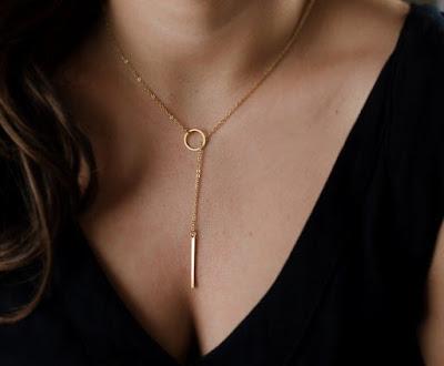 collier bijoux fantaisie